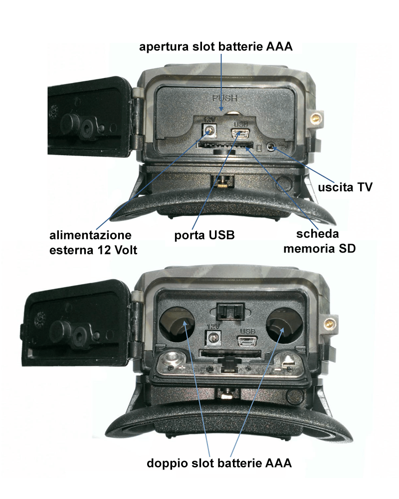 fototrappola skt1
