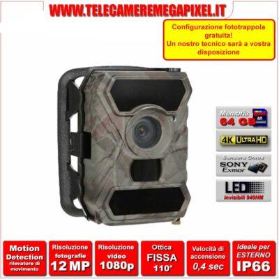 Fototrappola -WN-FT30C-12-megapixel