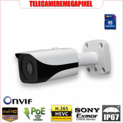 IPC-HFW4231E-S - Telecamera Dahua - 2 Megapixel – Ottica fissa 3.6mm – Codec H265 H264