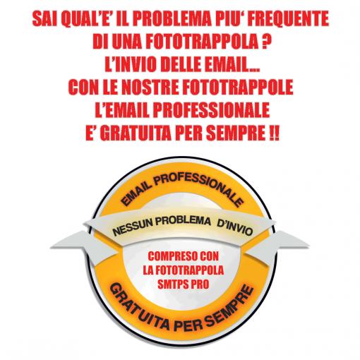 Forotrappola GSM SMTP-gratis
