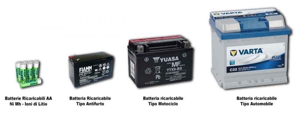 Batterie-per-fototrappola