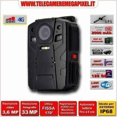 Body Camera wn-hdbmax4
