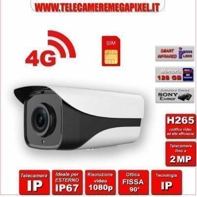 Telecamera IP 4G Dahua