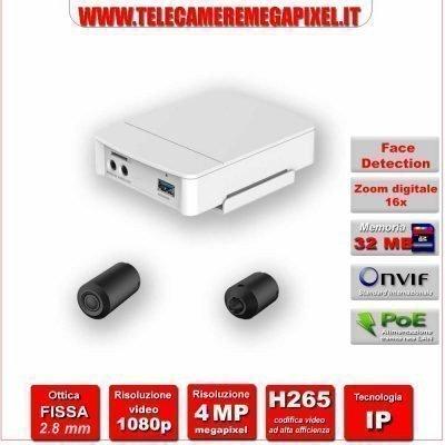 IPC-HUM8431-E1 kit Telecamera Dahua