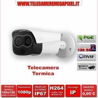 telecamera termica dahua