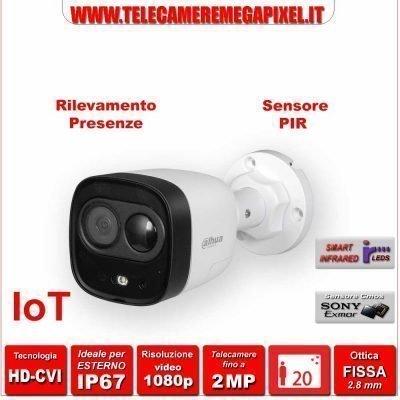 HAC-ME1200D telecamera IoT