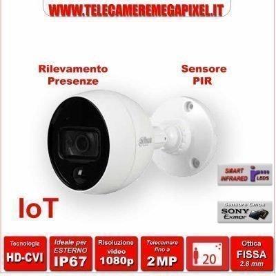 HAC-ME1200B-PIR telecamera PIR