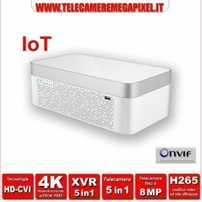 videoregistratore XVR IoT