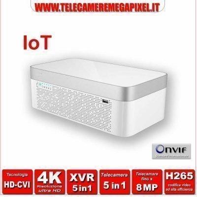 videoregistratore ibrido IoT