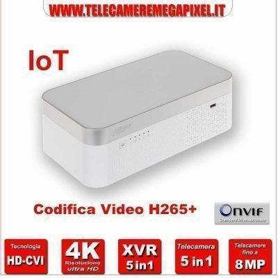 videoregistratore ibrido