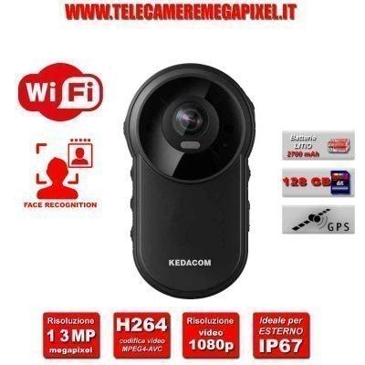 Kedacom Bodycam wifi DSJ-U1WN