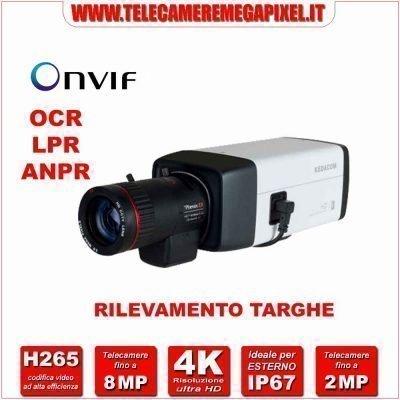 telecamera kedacom IPC183-Fi9N