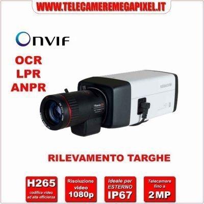 Telecamera Kedacom IPC123-Fi9N