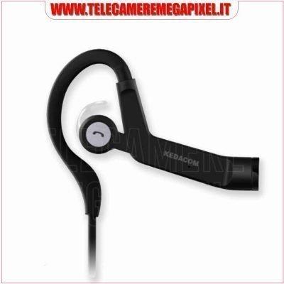 Kedacom Auricolare Bodycam USBCAM-230-M
