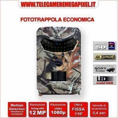 fototrappola economica wn-12c
