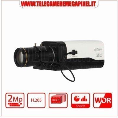 Telecamera Dahua IPC-HF8242F-FR