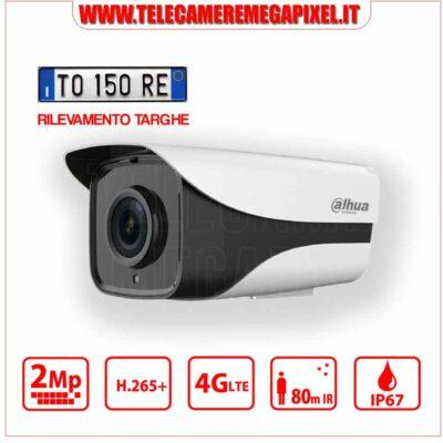 Telecamera Dahua IPC-HFW4230-M-4G-AS-I2