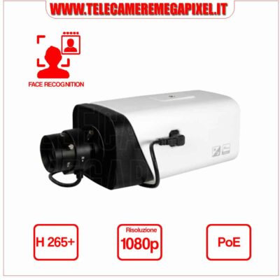 Telecamera FACE RECOGNITION IPC-V313SAWH-2-FACE