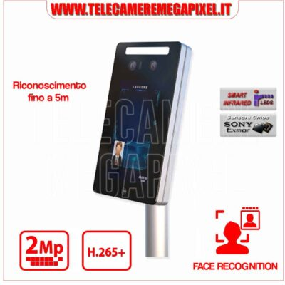 Terminale Face Recognition Autonomo WN-FS1002-06M