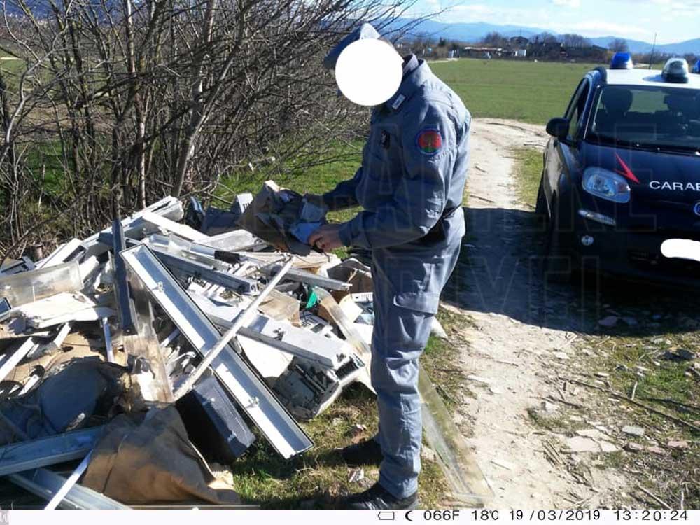 Fototrappola 24 MP videosorveglianza discariche - abbandono rifiuti