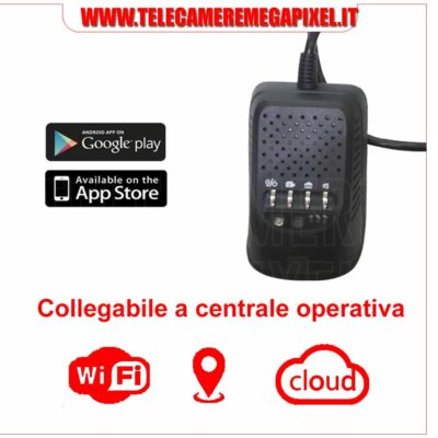 dashcam polizia WN-100