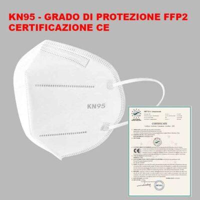 KN95 Mascherina Riutilizzabile FFP2